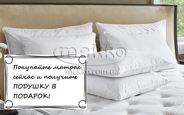 Ортопедичний матрац Sleep&Fly Daily 2 в 1 + ПОДУШКА В ПОДАРУНОК!  Львів-3