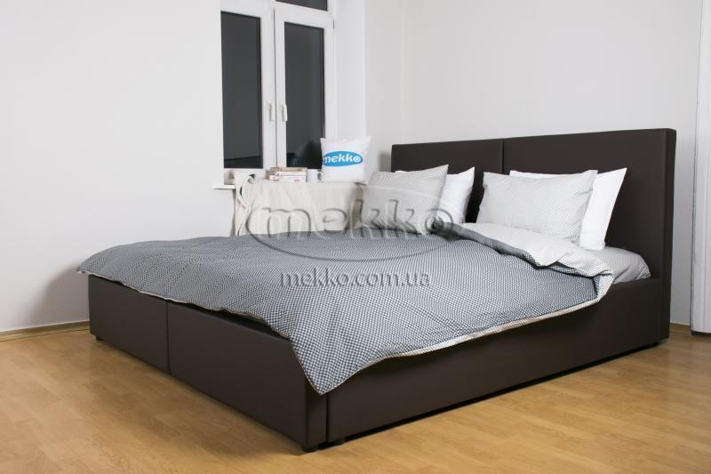 М'яке ліжко Enzo (Ензо) фабрика Мекко  Львів-7