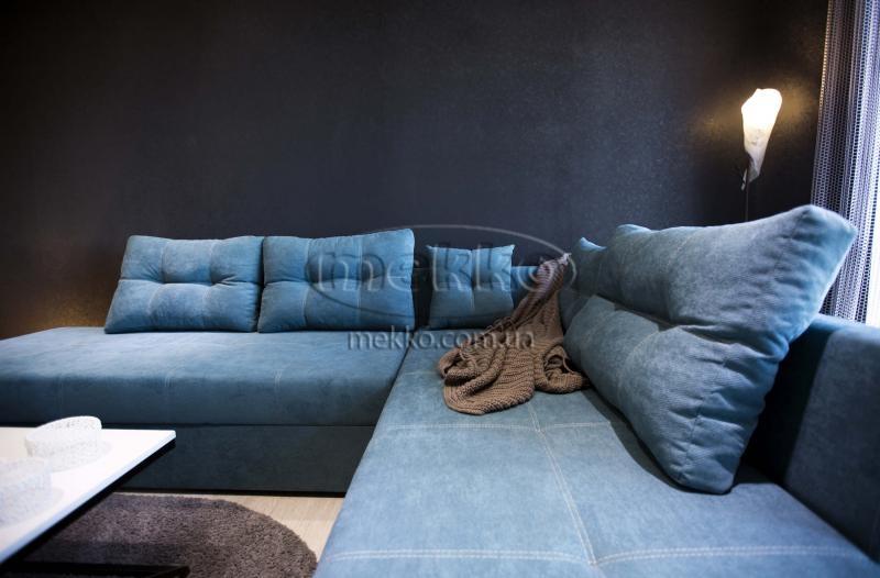 Кутовий диван з поворотним механізмом (Mercury) Меркурій ф-ка Мекко (Ортопедичний) - 3000*2150мм  Львів-5