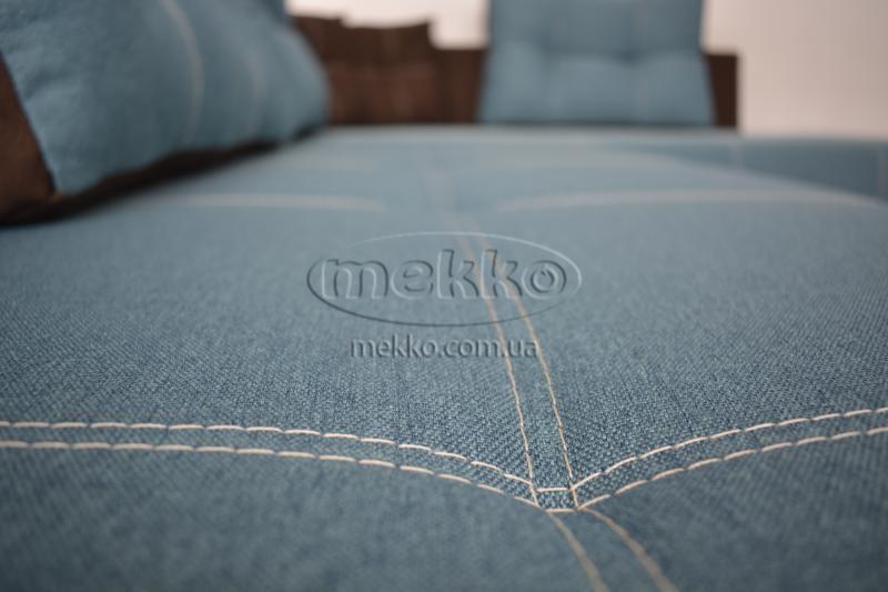 Кутовий диван з поворотним механізмом (Mercury) Меркурій ф-ка Мекко (Ортопедичний) - 3000*2150мм  Львів-9