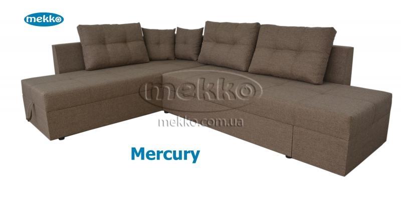 Кутовий диван з поворотним механізмом (Mercury) Меркурій ф-ка Мекко (Ортопедичний) - 3000*2150мм  Львів-12
