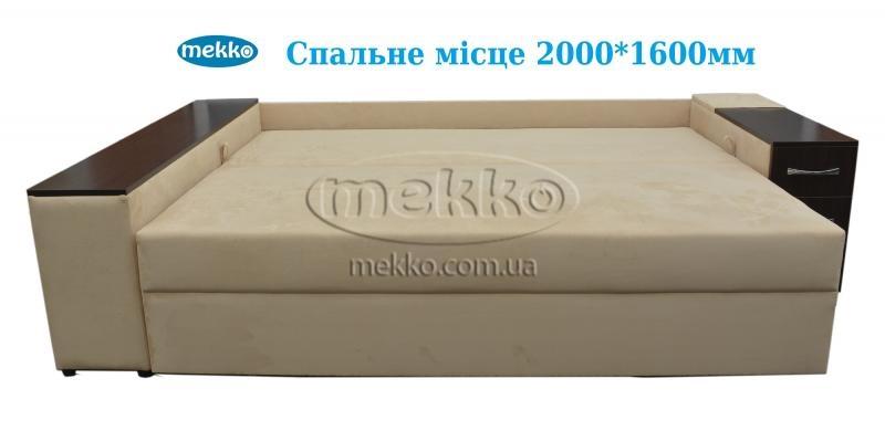 Ортопедичний кутовий диван Cube Shuttle NOVO (Куб Шатл Ново) ф-ка Мекко (2,65*1,65м)  Львів-16
