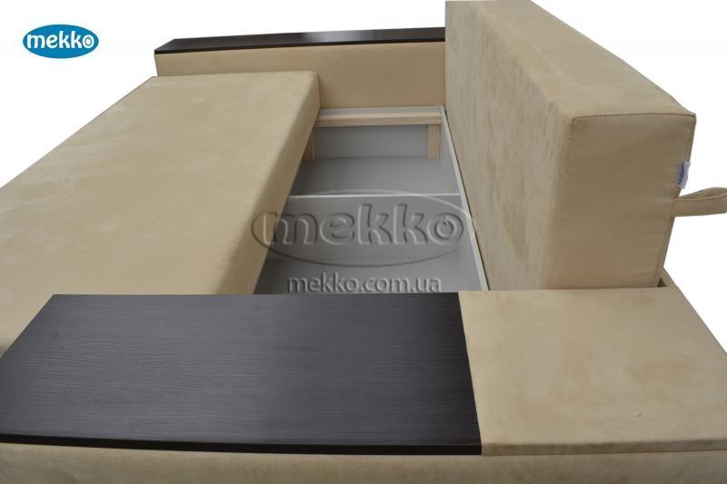 Ортопедичний кутовий диван Cube Shuttle NOVO (Куб Шатл Ново) ф-ка Мекко (2,65*1,65м)  Львів-15