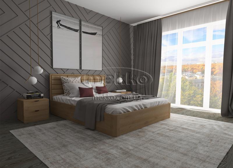 Ліжко Лауро з Підйомником (масив бука /масив дуба) T.Q.Project  Львів