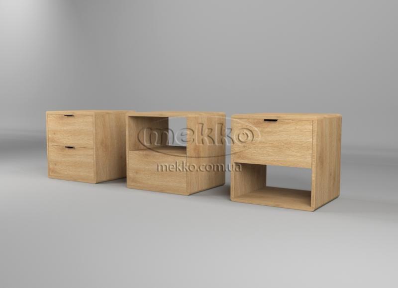 Ліжко Лауро з Підйомником (масив бука /масив дуба) T.Q.Project  Львів-3